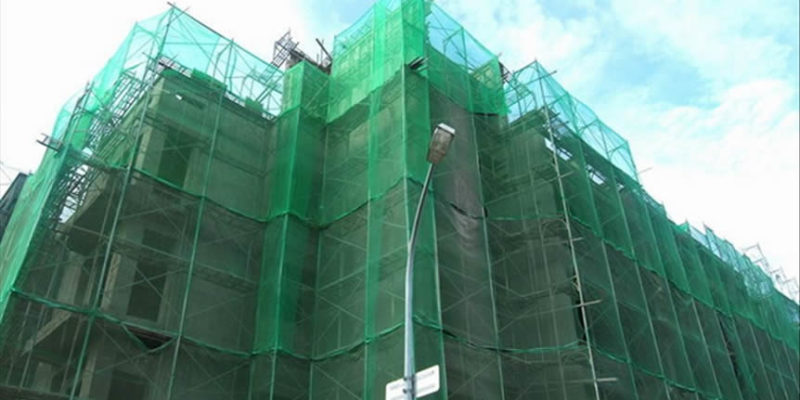 Building construction safety nets in chennai call 9791170467 ashok enterprises for Swimming pool construction cost in chennai