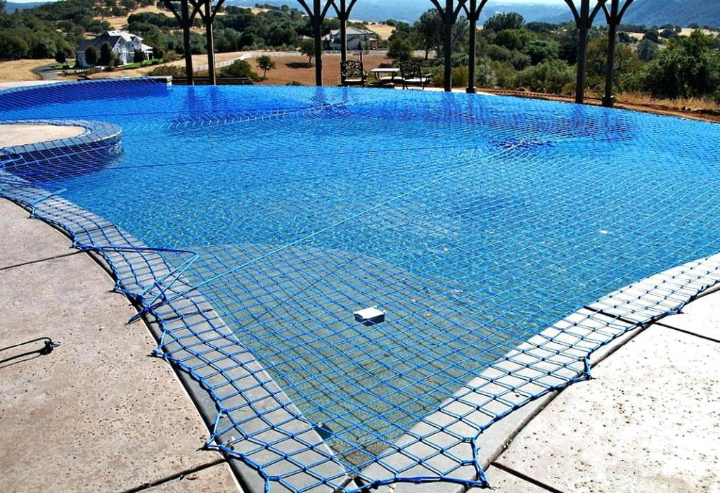 Swimming Pool Safety Nets | Balcony Safety Nets in Chennai | Safety ...